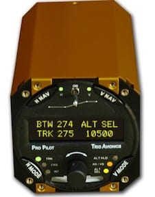 Cherokees added to STC for affordable Pro Pilot autopilot