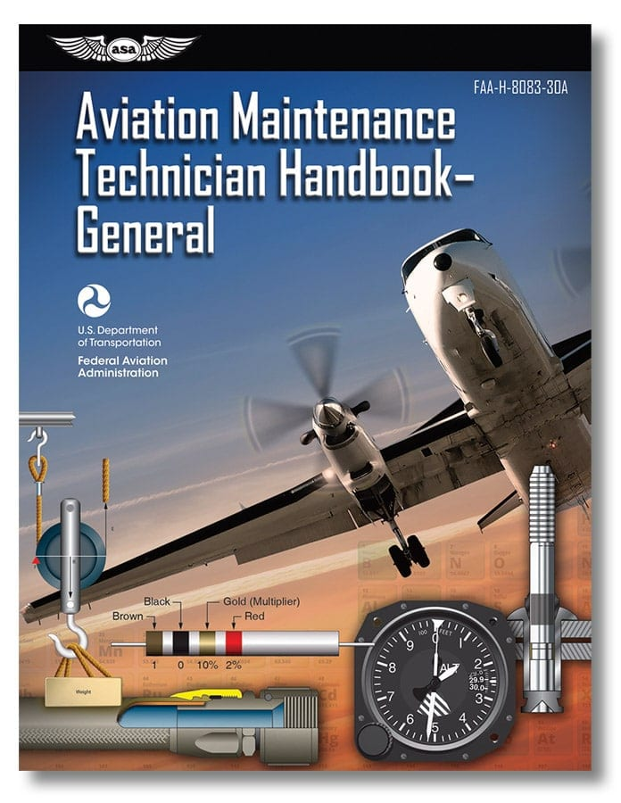Latest edition of FAA Aviation Maintenance Technician