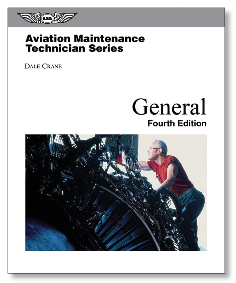 Latest edition of aviation maintenance technician textbook released the new fourth edition of general covers the first section of the faas required curriculum incorporating an introduction to aviation along with basic fandeluxe Image collections