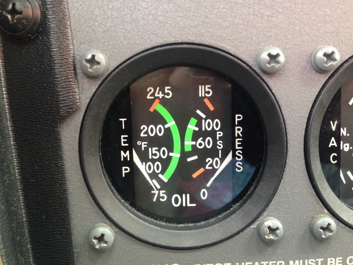 Pressure Decay Test For South Wind Aircraft Cabin Heaters