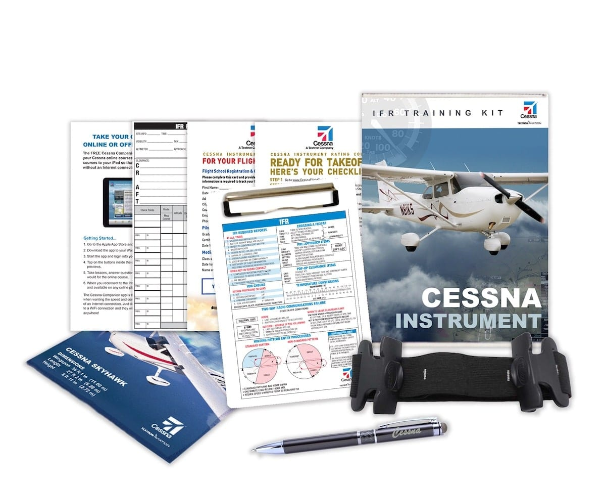 Online Cessna Flight Training System now available to all