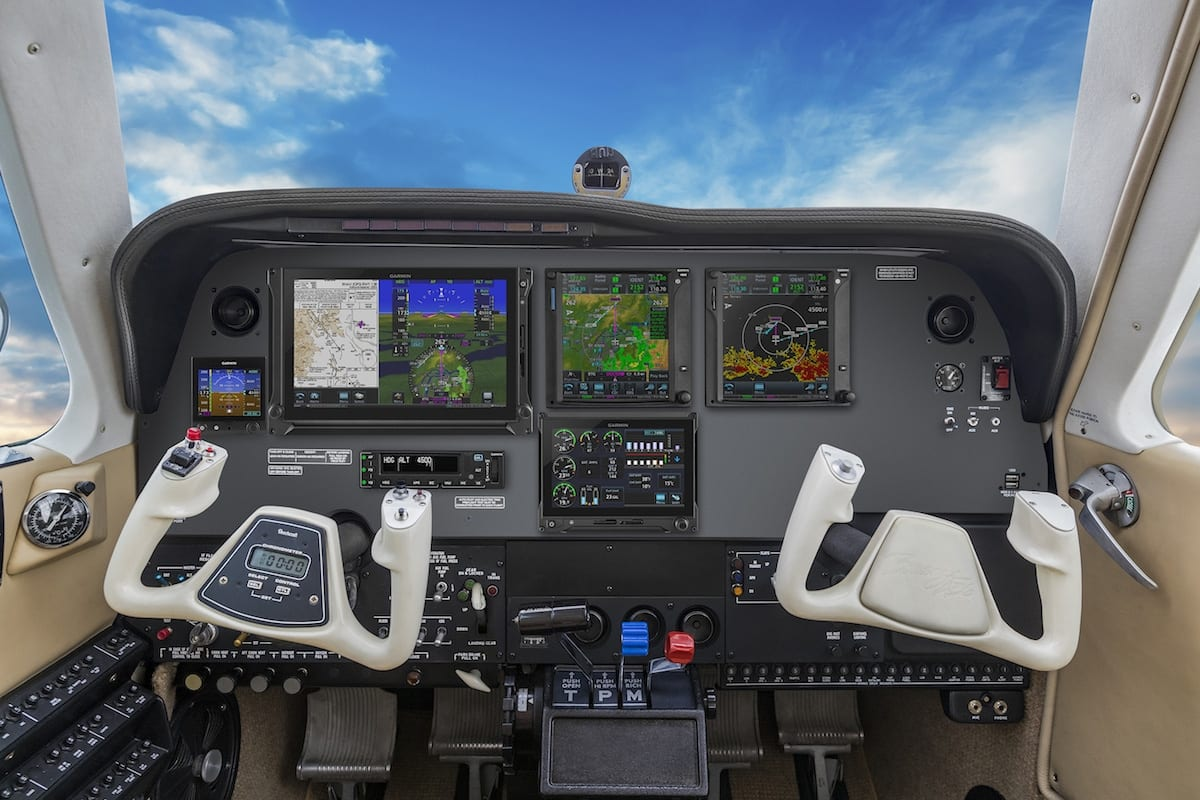 Garmin autopilots approved for Bonanzas and Barons