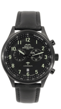 c66b918d5a2 New pilot watches incorporate material from aircraft