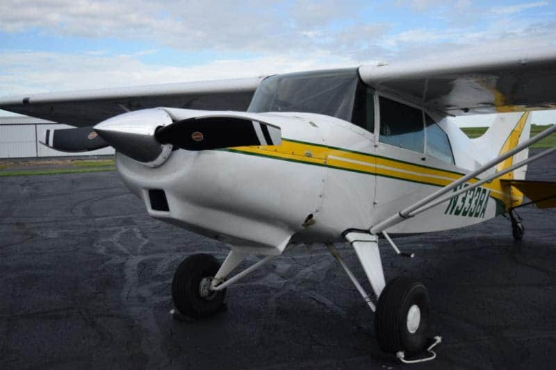 Hartzell props STC'd for Maule STOL