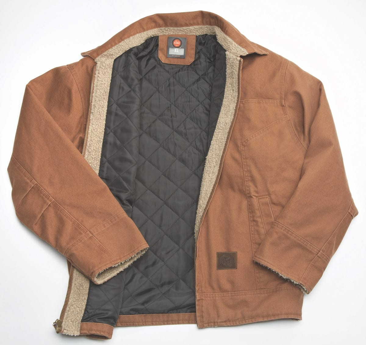 The bomber jacket for the modern pilot