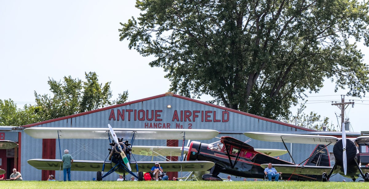 Call for aircraft owners for the inaugural Historic Airfield