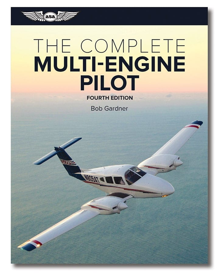 Latest edition of The Complete Multi-Engine Pilot published