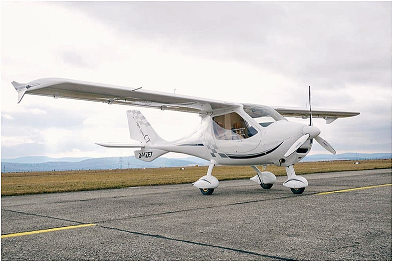 Flight Design CT Super Sport Injection takes off in North