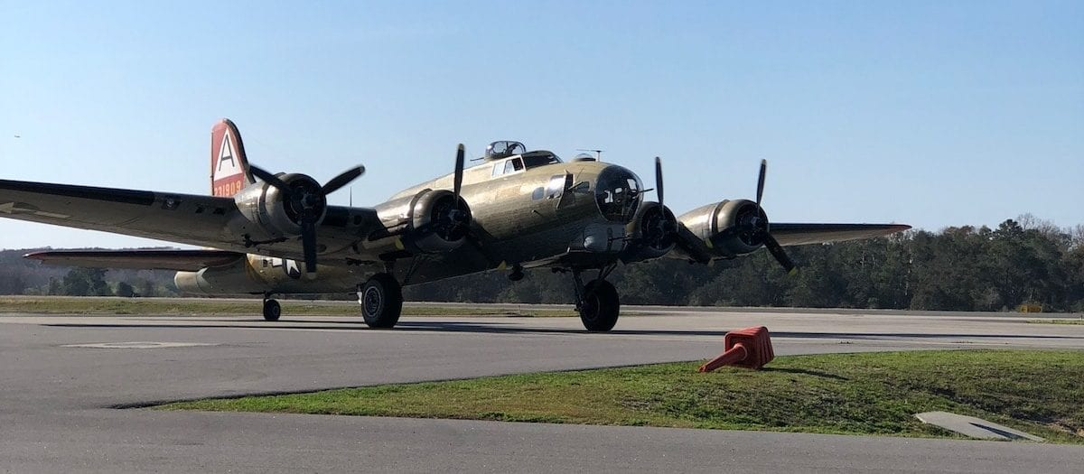 Preliminary report on B-17 crash released