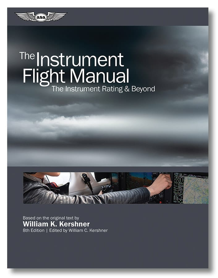 Latest edition of 'The Instrument Flight Manual' released