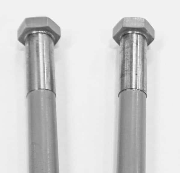 PMA approval awarded for CASA 212 Nose Gear Fork Bolts