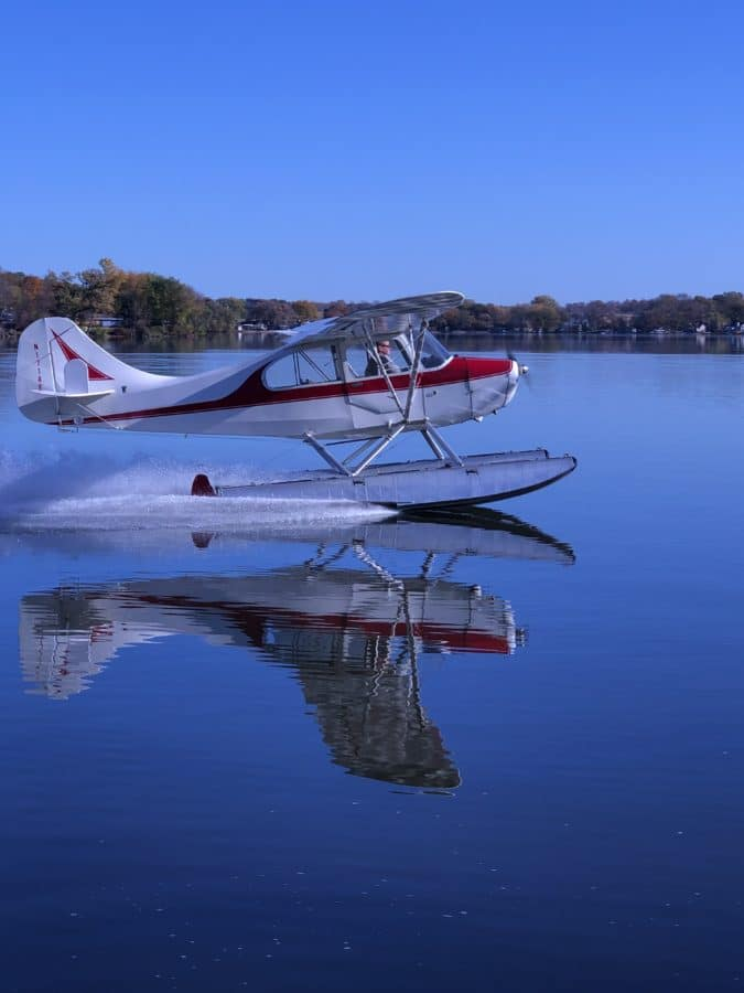 Picture of the Day: Fall reflections