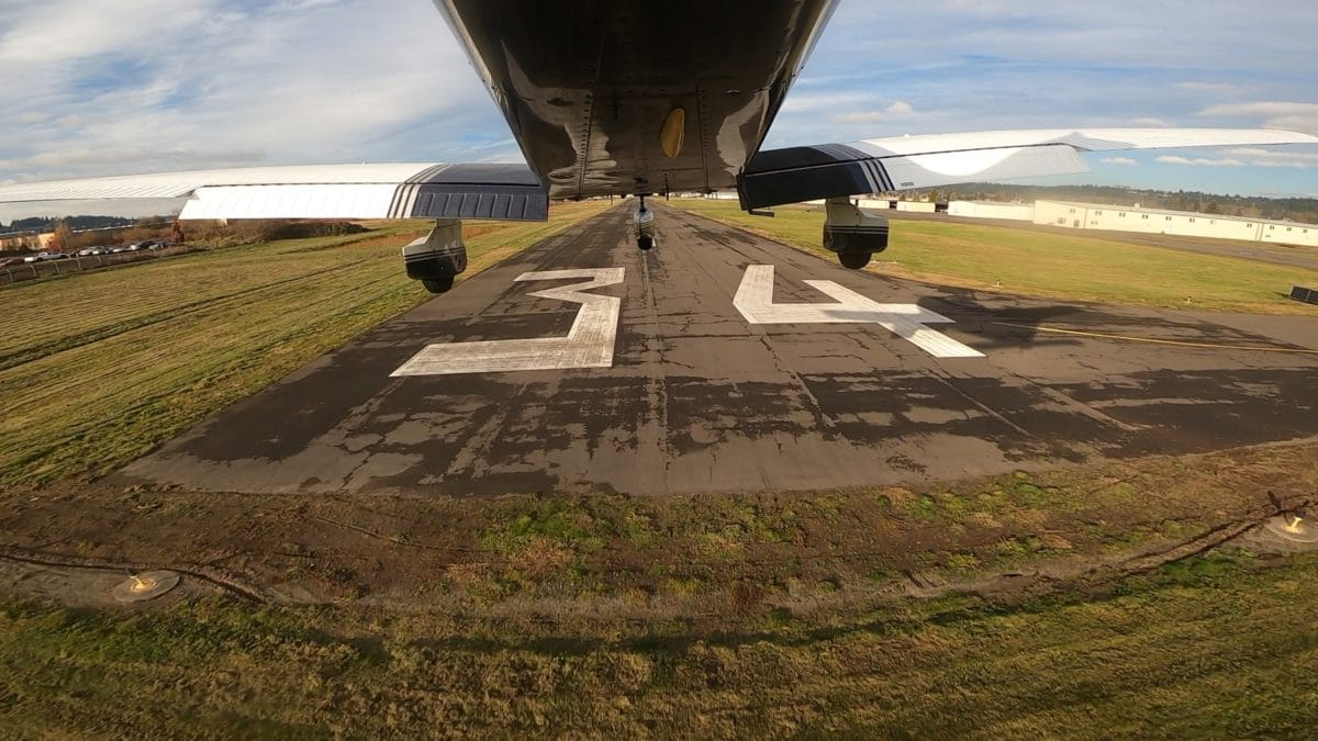 Picture of the Day: Short final