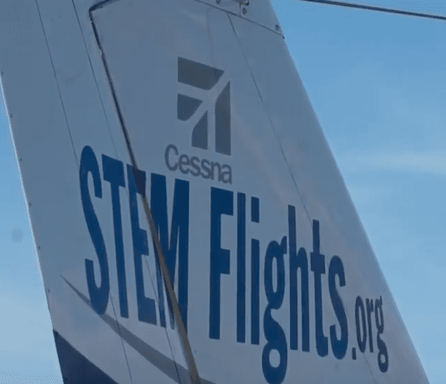 STEM Flights lands at KOKV
