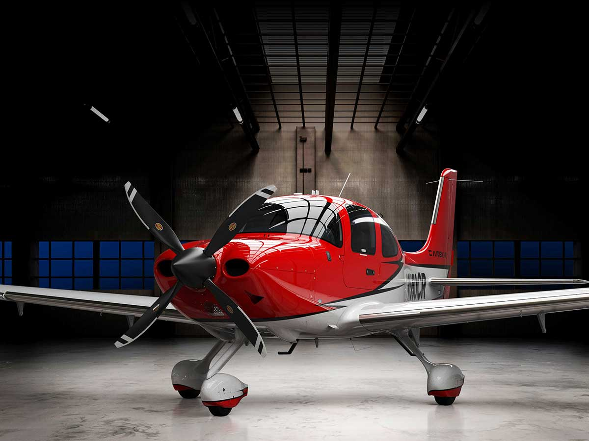 Cirrus launches 2020 SR Series powered by new mobile app