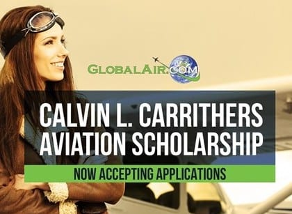 Applications now open for GlobalAir.com scholarship