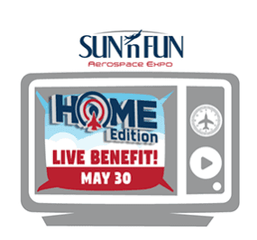 SUN 'n FUN live online fundraiser takes off May 30