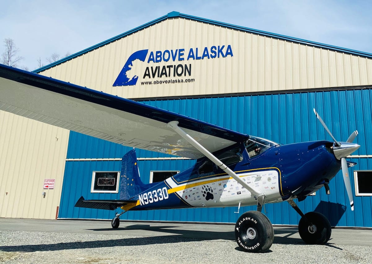 North Dakota pilot wins Cessna 180 in raffle