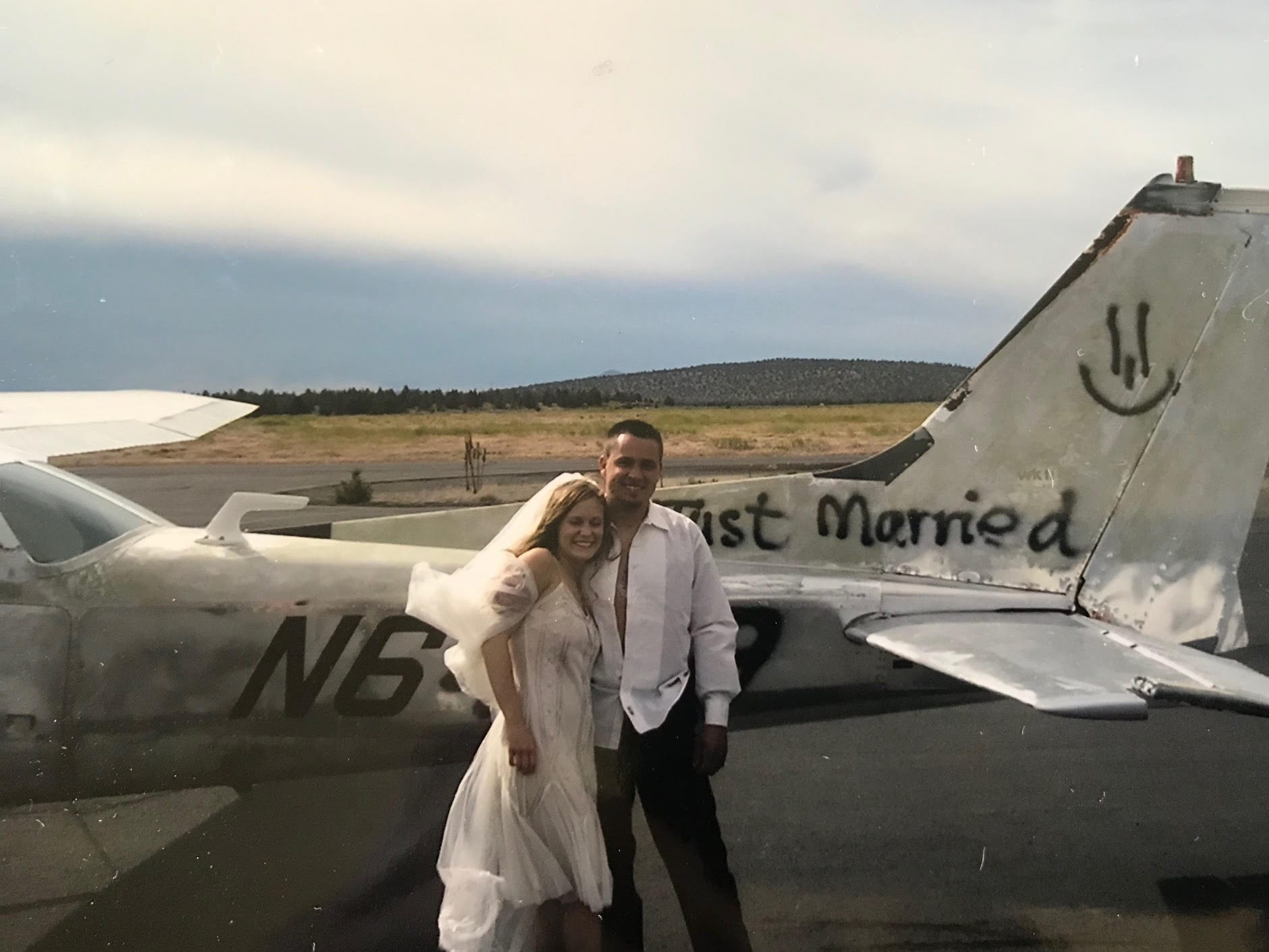 Picture of the Day: Just Married