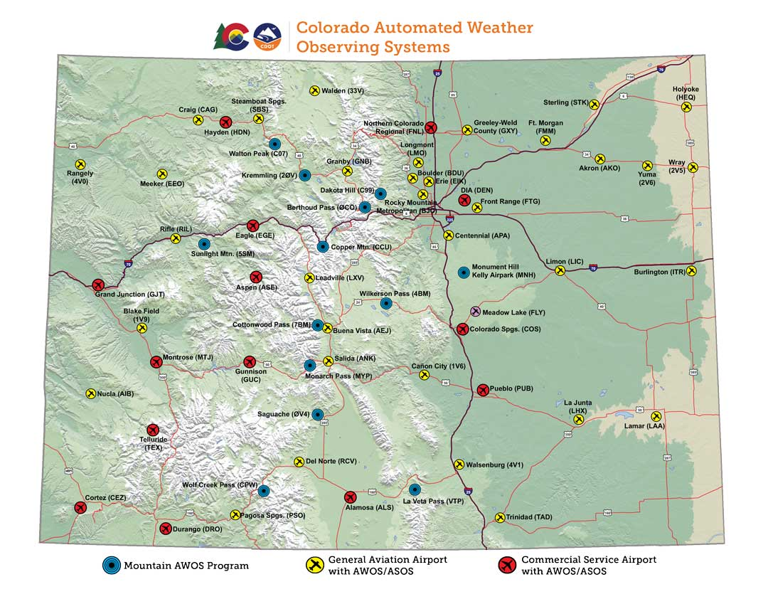 FAA completes installation of Colorado weather cam
