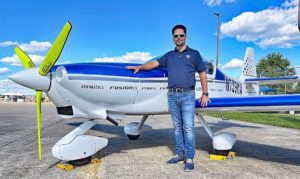 Magnus Aircraft is represented by Doma Andreka.